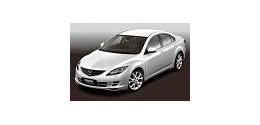 Mazda 6 dal 2008 in poi