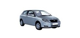 Corolla dal 2002-2004