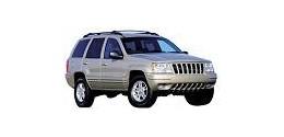 Grand Cherokee dal 2001-2005