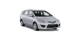 Mazda 5 dal 2008-2010