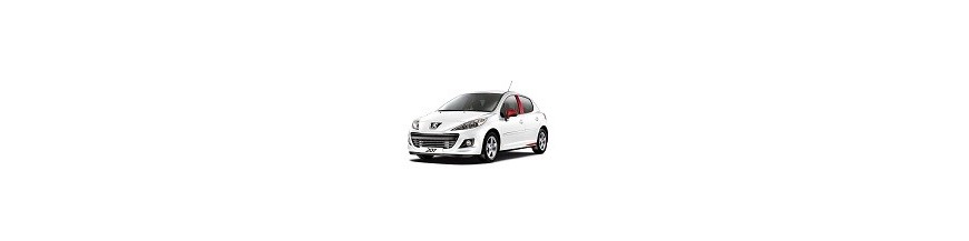 Peugeot 207 dal 2009 in poi