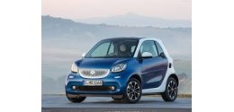 Smart Fortwo 2014 in poi