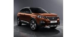 Peugeot 3008 dal 2016 in poi