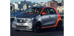 Smart Forfour 2014 in poi