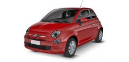 Fiat 500 dal 2015 in poi