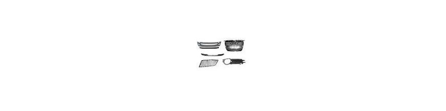 The bumper grilles moldings masks and accessories